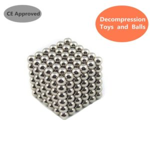 Magnetic Decompression Ball, Educational Toys for Children,Office decompression toys 5mm