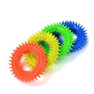 Spiky Sensory Ring Fidget Toys